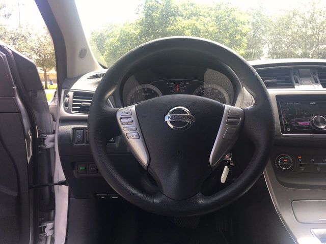 2014 Nissan Sentra 4dr Sedan I4 CVT S - Click to see full-size photo viewer