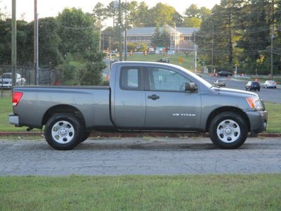 2014 Nissan Titan 2WD King Cab SWB S - Click to see full-size photo viewer