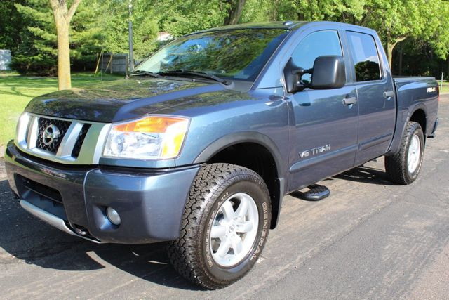 2014 Nissan Titan ONE OWNER 4WD PRO-X S
