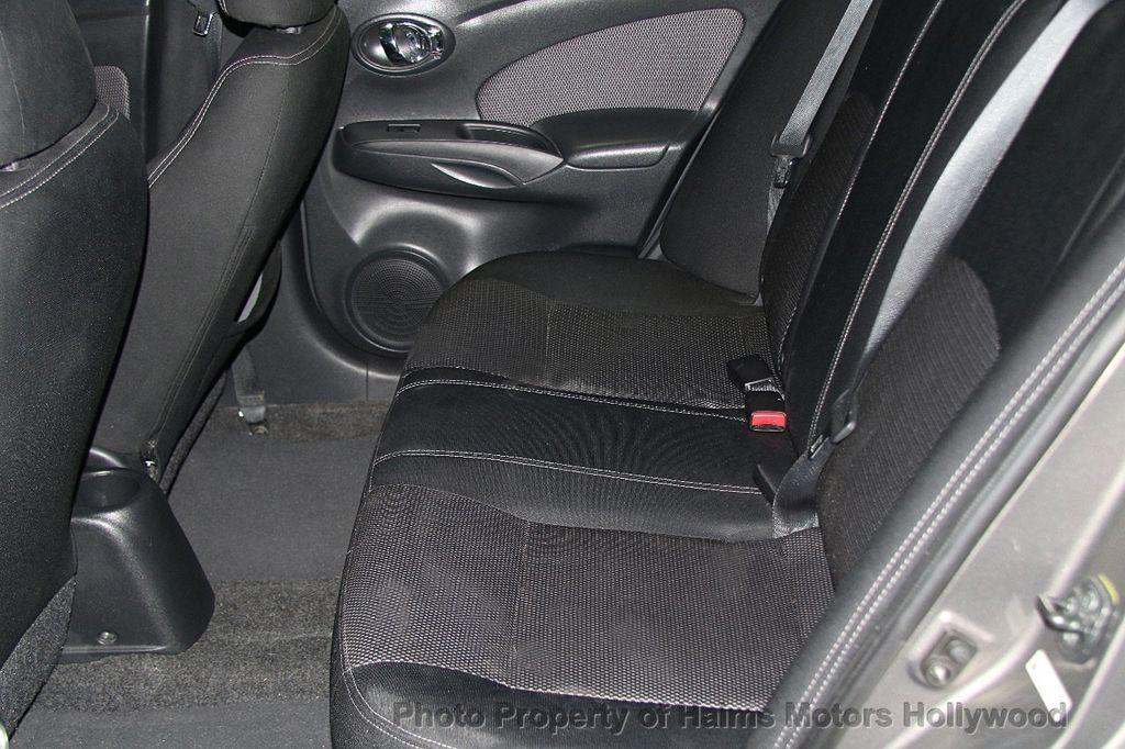 2014 Nissan Versa 4dr Sedan CVT 1.6 SV - 17286562 - 17