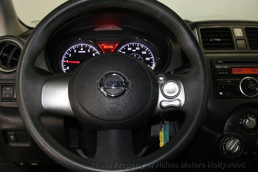 2014 Nissan Versa 4dr Sedan CVT 1.6 SV - 17286562 - 26