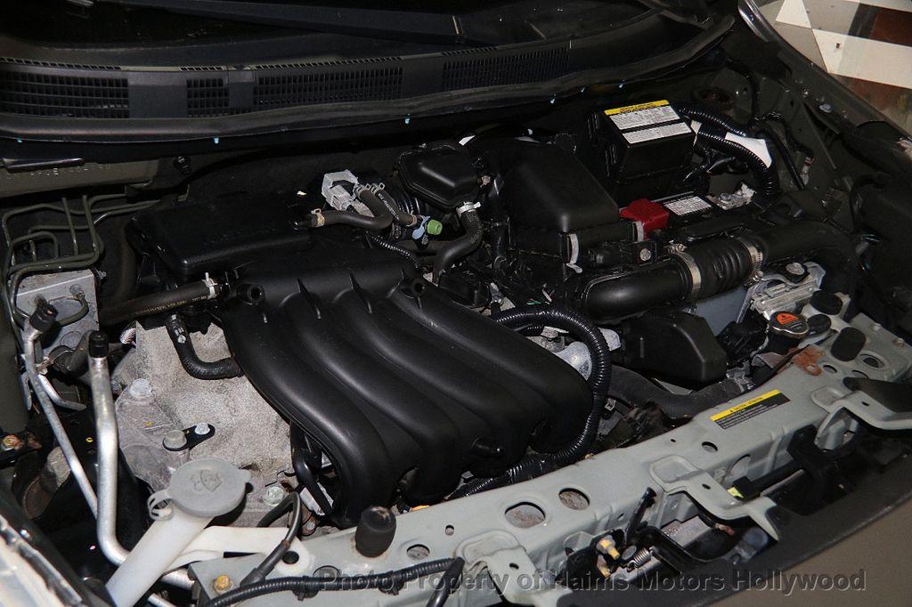2014 Nissan Versa 4dr Sedan CVT 1.6 SV - 17286562 - 29
