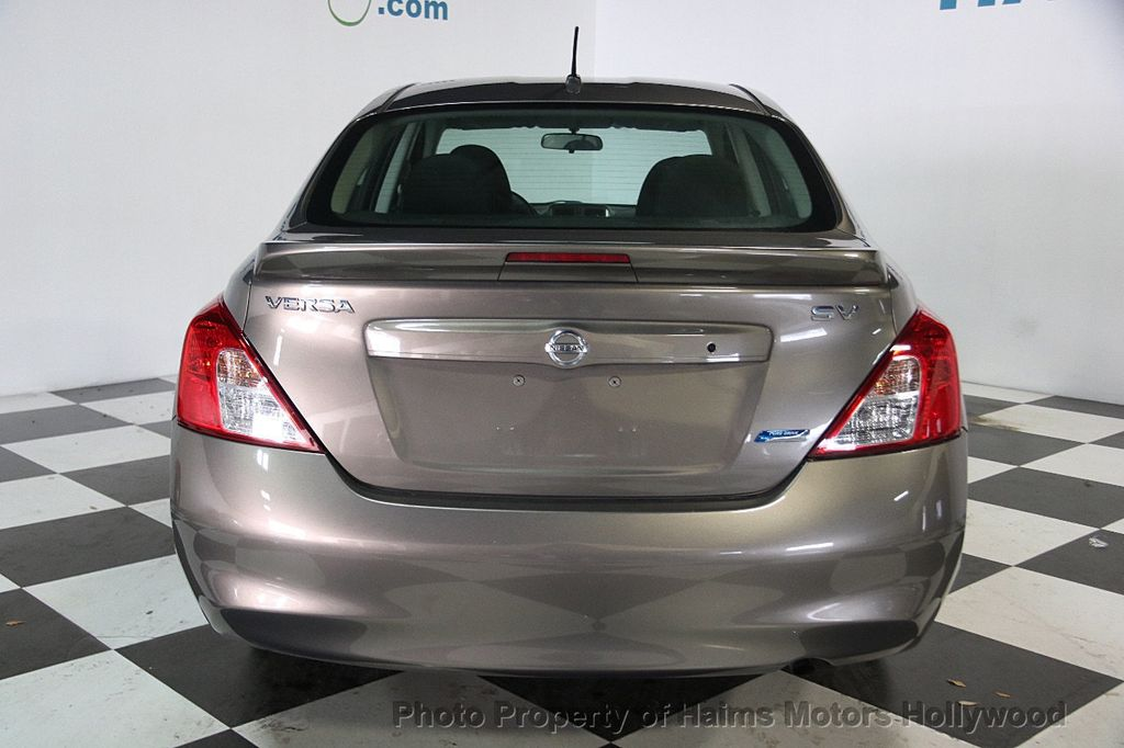 2014 Nissan Versa 4dr Sedan CVT 1.6 SV - 17286562 - 5