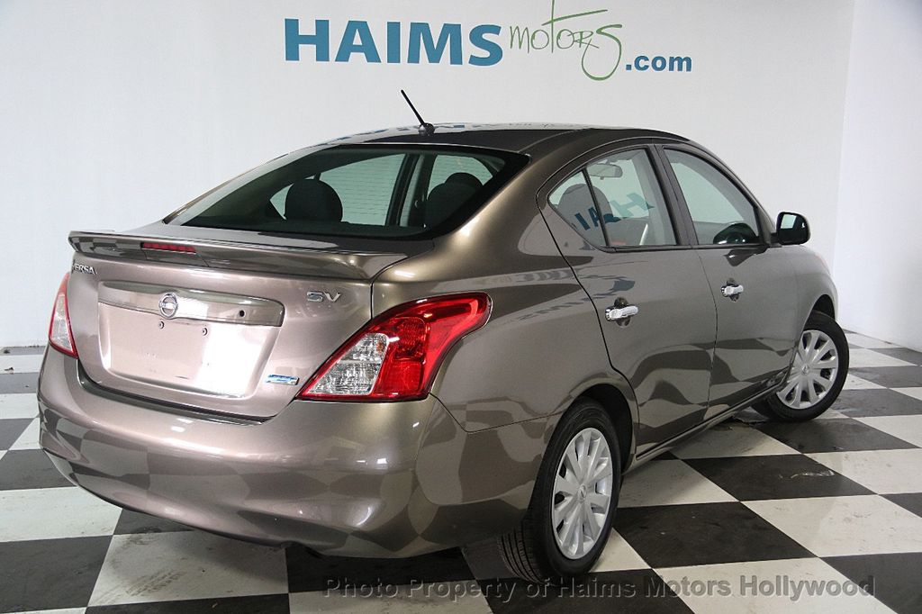 Nissan Fort Lauderdale >> 2014 Used Nissan Versa 4dr Sedan CVT 1.6 SV at Haims Motors Serving Fort Lauderdale, Hollywood ...