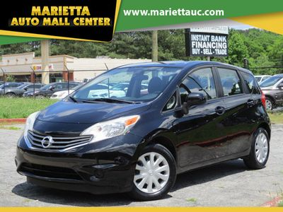 2014 Nissan Versa Note 5dr Hatchback CVT 1.6 SV - Click to see full-size photo viewer