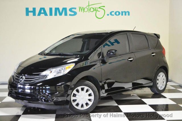 2014 Used Nissan Versa Note Sv At Haims Motors Serving Fort