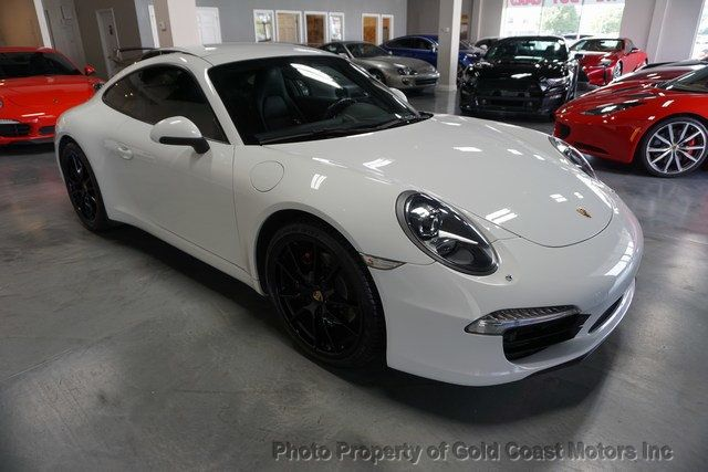 2014 Porsche 911 2dr Carrera - Click to see full-size photo viewer