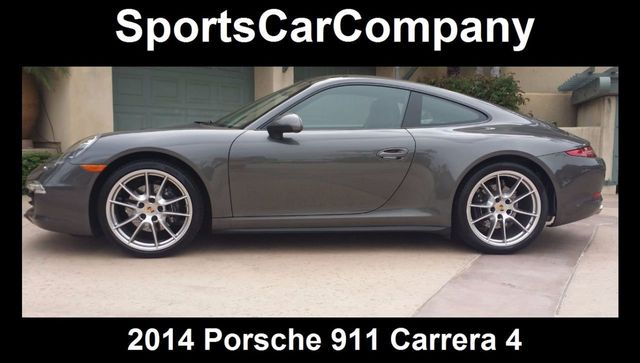 2014 Porsche 911 2dr Coupe Carrera 4 - 15391105 - 2