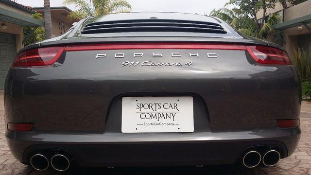 2014 Porsche 911 2dr Coupe Carrera 4 - 15391105 - 32