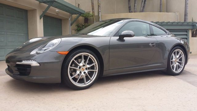 2014 Porsche 911 2dr Coupe Carrera 4 - 15391105 - 36