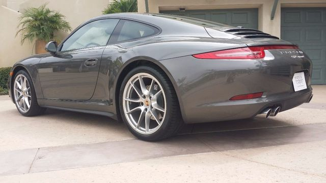 2014 Porsche 911 2dr Coupe Carrera 4 - 15391105 - 37