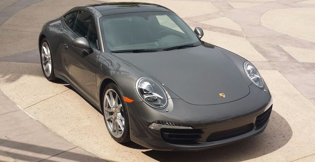 2014 Porsche 911 2dr Coupe Carrera 4 - 15391105 - 38