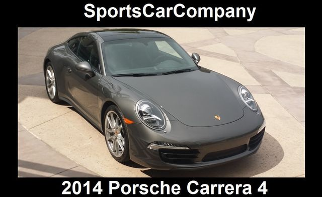 2014 Porsche 911 2dr Coupe Carrera 4 - 15391105 - 3
