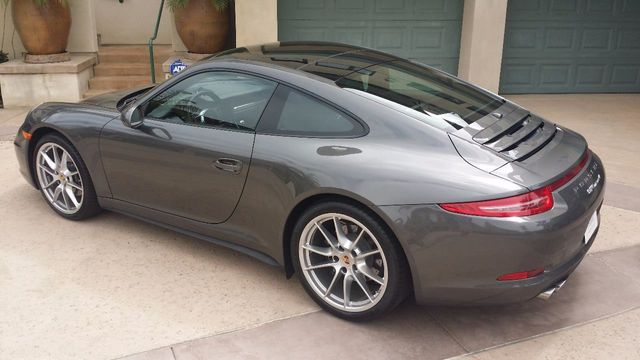 2014 Porsche 911 2dr Coupe Carrera 4 - 15391105 - 44