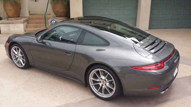 2014 Porsche 911 2dr Coupe Carrera 4 - 15391105 - 50