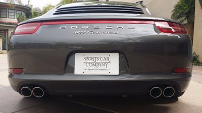 2014 Porsche 911 2dr Coupe Carrera 4 - Click to see full-size photo viewer