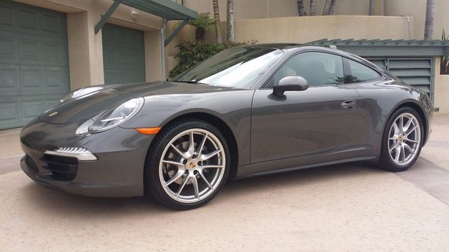 2014 Porsche 911 2dr Coupe Carrera 4 - 15391105 - 7