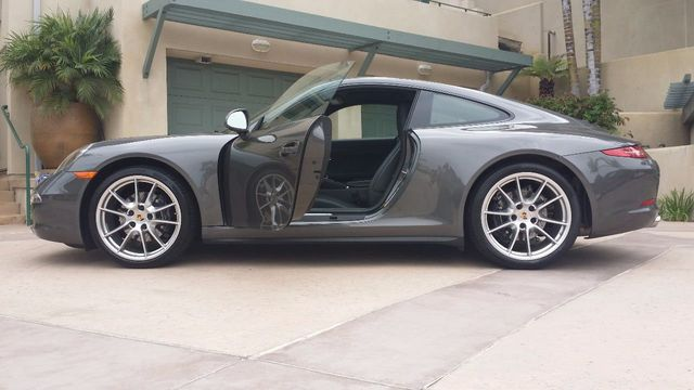 2014 Porsche 911 2dr Coupe Carrera 4 - 15391105 - 8