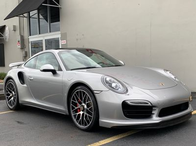 2014 Porsche 911 2dr Coupe Turbo - Click to see full-size photo viewer