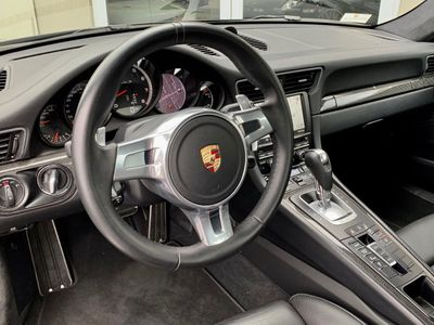 2014 Porsche 911 2dr Coupe Turbo S - Click to see full-size photo viewer