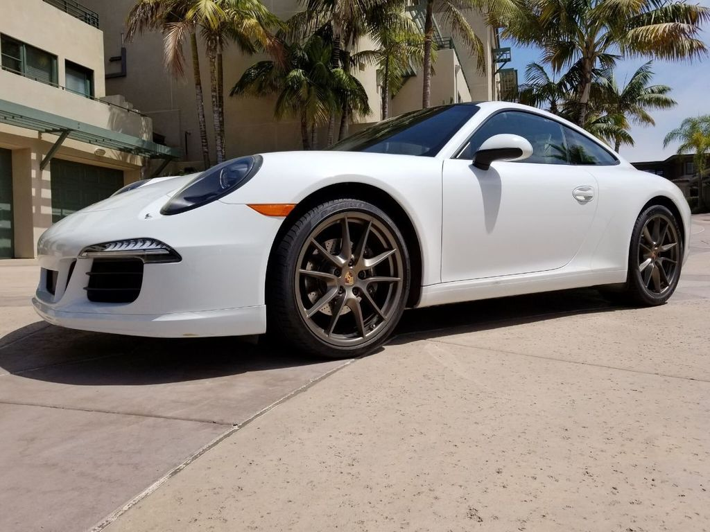 2014 Porsche 911 911 Carrera - 17921144 - 1