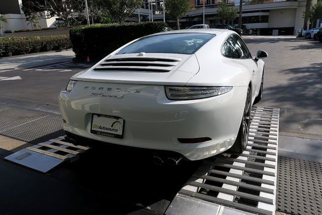 2014 Porsche 911 Carrera S - Click to see full-size photo viewer