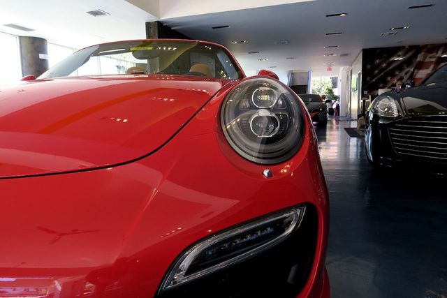 2014 Porsche 911 Turbo Cabriolet - Click to see full-size photo viewer