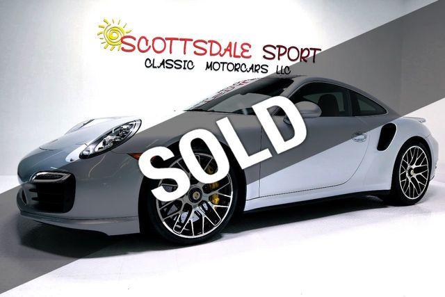 2014 Porsche 911 TURBO S * ONLY 9K Miles...Turbo S