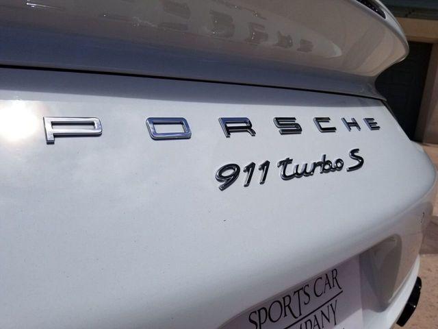 2014 Porsche 911 TURBO S COUPE 911 TURBO S COUPE - 17790192 - 10
