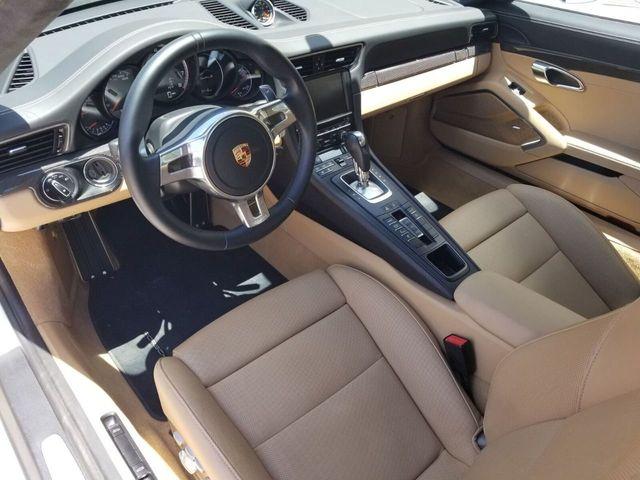 2014 Porsche 911 TURBO S COUPE 911 TURBO S COUPE - 17790192 - 16