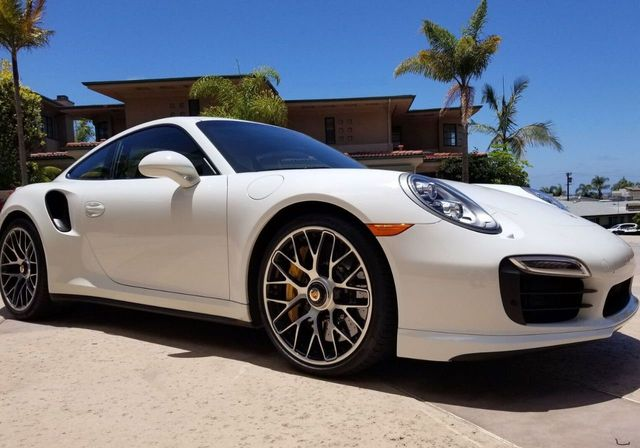 2014 Porsche 911 TURBO S COUPE 911 TURBO S COUPE - 17790192 - 1