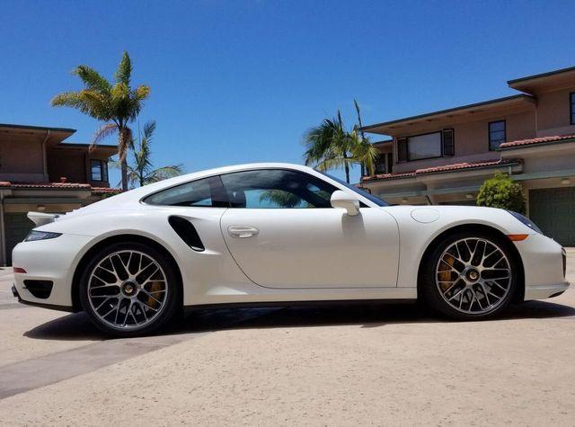 2014 Porsche 911 TURBO S COUPE 911 TURBO S COUPE - 17790192 - 3