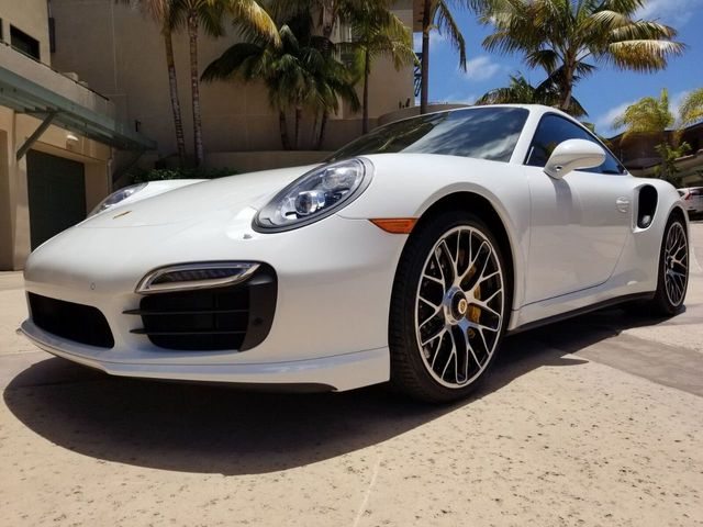 2014 Porsche 911 TURBO S COUPE 911 TURBO S COUPE - 17790192 - 40