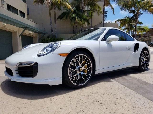 2014 Porsche 911 TURBO S COUPE 911 TURBO S COUPE - 17790192 - 49