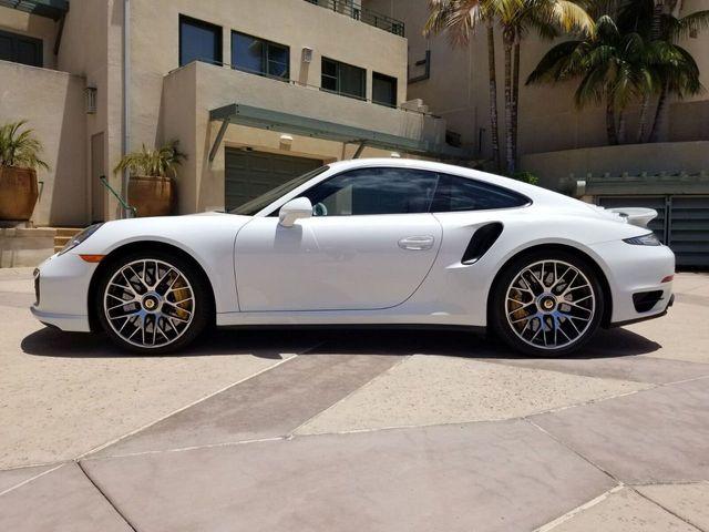 2014 Porsche 911 TURBO S COUPE 911 TURBO S COUPE - 17790192 - 50
