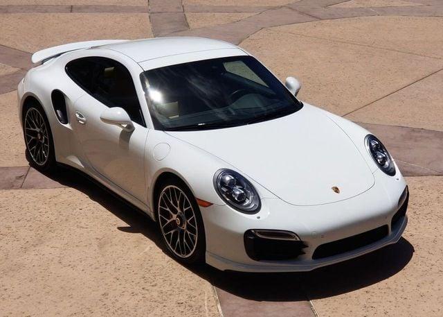 2014 Porsche 911 TURBO S COUPE 911 TURBO S COUPE - 17790192 - 5