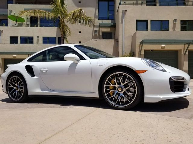 2014 Porsche 911 TURBO S COUPE 911 TURBO S COUPE - 17790192 - 6