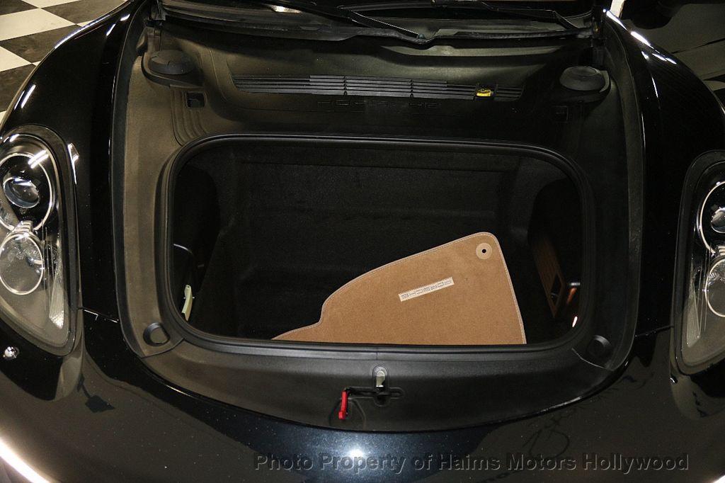 2014 Porsche Boxster 2dr Roadster - 17536410 - 15