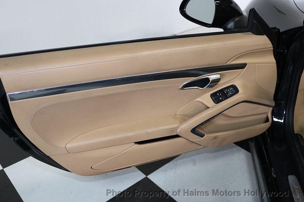 2014 Porsche Boxster 2dr Roadster - 17536410 - 16