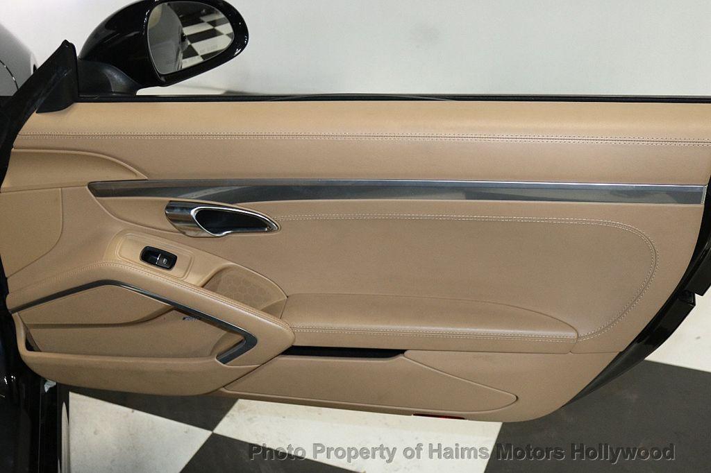 2014 Porsche Boxster 2dr Roadster - 17536410 - 17