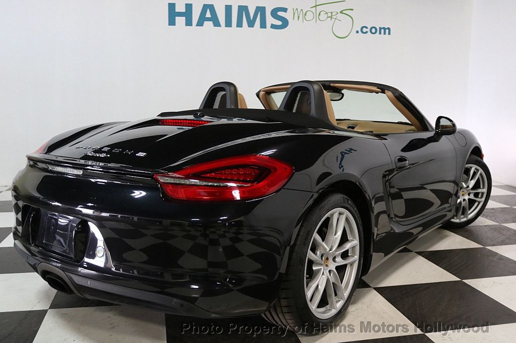 2014 Porsche Boxster 2dr Roadster - 17536410 - 7