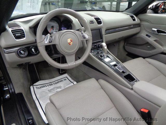 2014 Porsche Boxster 2dr Roadster S - 18585508 - 17