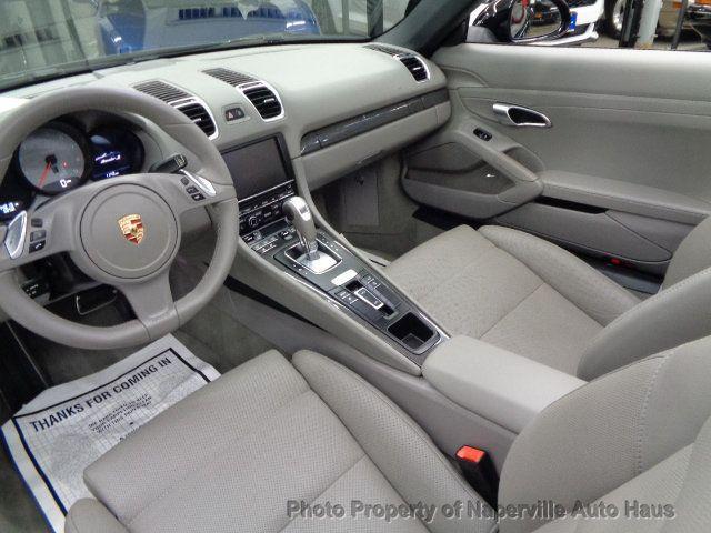 2014 Porsche Boxster 2dr Roadster S - 18585508 - 31