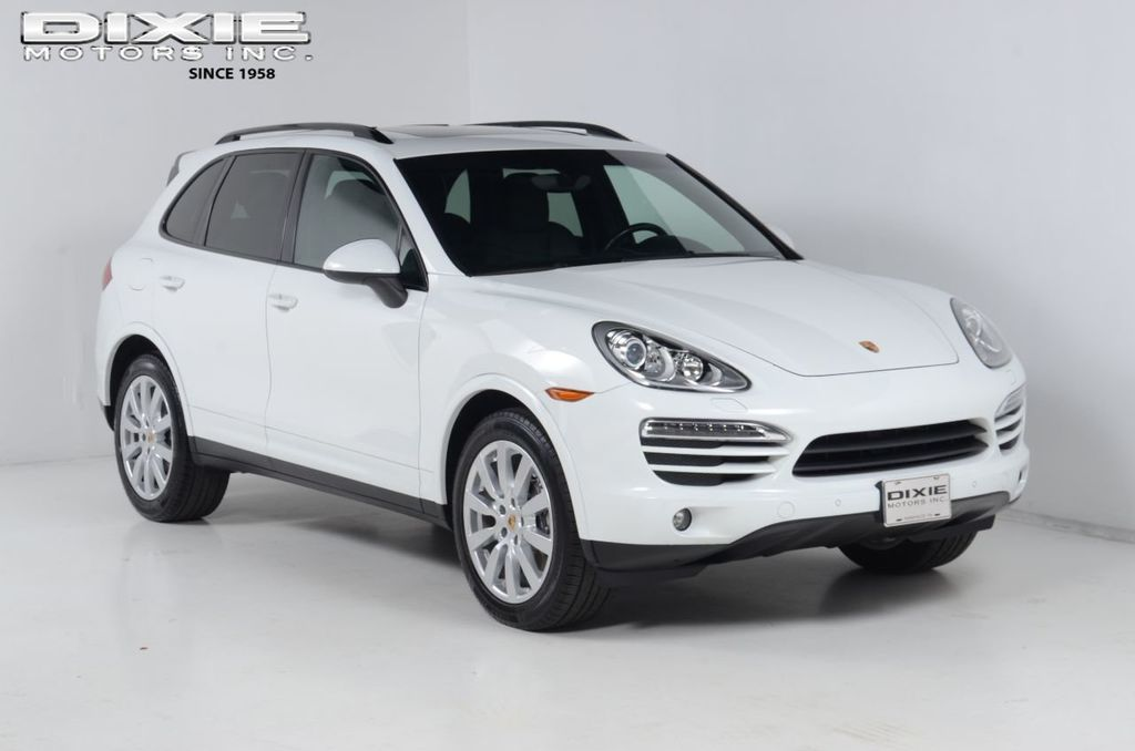 Dealer Video - 2014 Porsche Cayenne AWD 4dr Tiptronic - 17914859