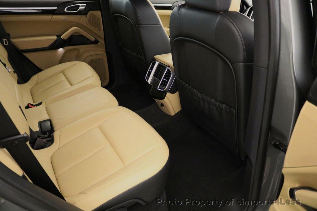 2014 Porsche Cayenne CERTIFIED CAYENNE PLATINUM AWD CAMERA PANO NAVI - 17009062 - 10