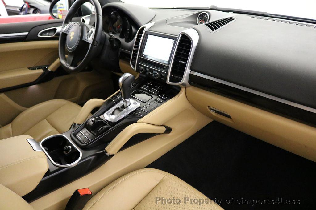 2014 Porsche Cayenne CERTIFIED CAYENNE PLATINUM AWD CAMERA PANO NAVI - 17009062 - 23