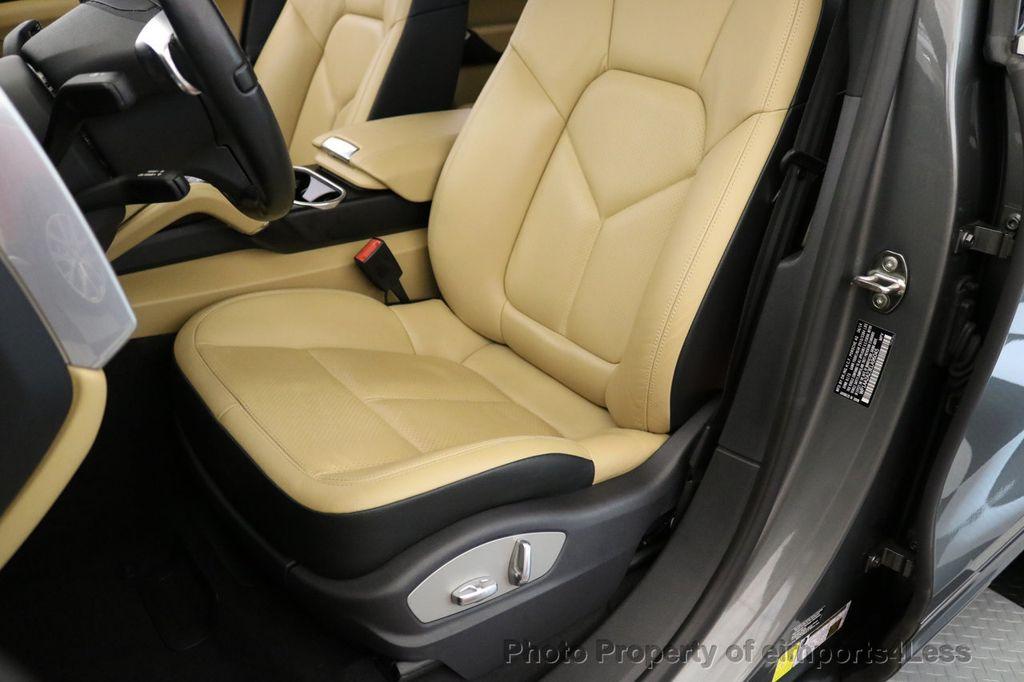 2014 Porsche Cayenne CERTIFIED CAYENNE PLATINUM AWD CAMERA PANO NAVI - 17009062 - 24