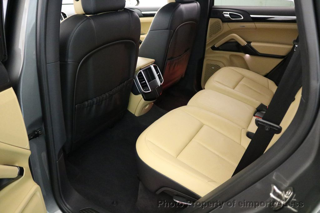 2014 Porsche Cayenne CERTIFIED CAYENNE PLATINUM AWD CAMERA PANO NAVI - 17009062 - 26