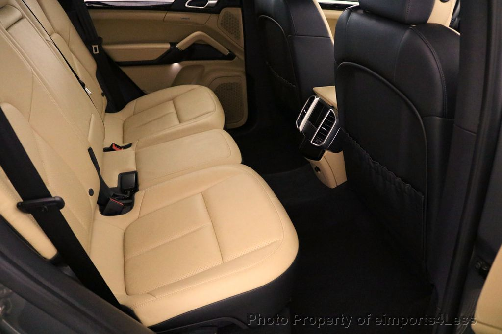2014 Porsche Cayenne CERTIFIED CAYENNE PLATINUM AWD CAMERA PANO NAVI - 17009062 - 27