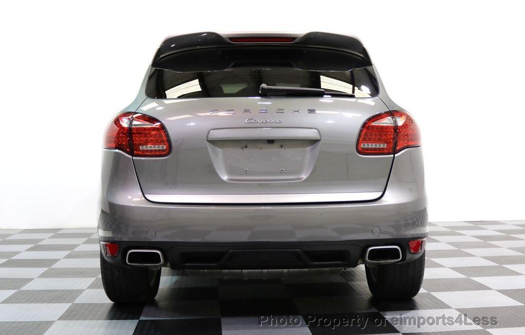 2014 Porsche Cayenne CERTIFIED CAYENNE PLATINUM AWD CAMERA PANO NAVI - 17009062 - 37